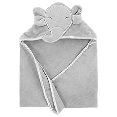 Baby Carter's Embroidered Animal Hooded Towel