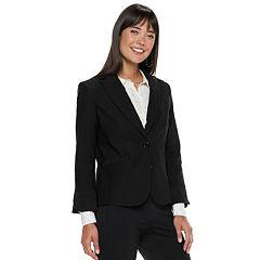 Women's ELLE™ Tulip-Sleeve Blazer