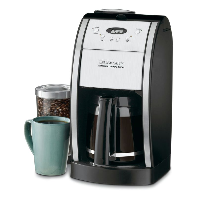 Cuisinart DGB-550BK Automatic Grind and Brew Coffee Maker