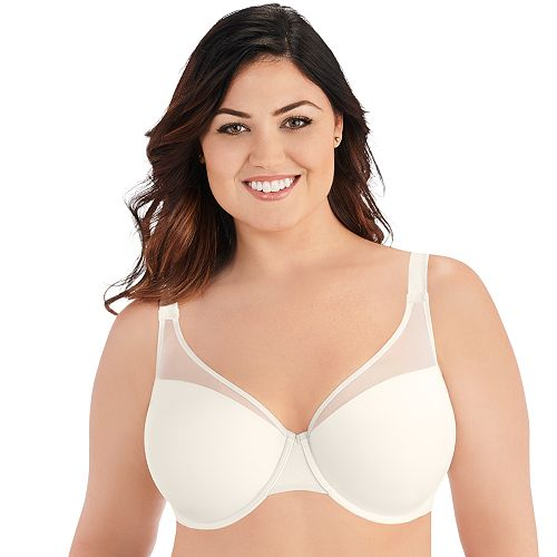 Full Figure Vanity Fair Breathable Luxe Underwire Bra 76219