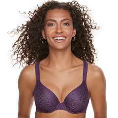 Women's Vanity Fair Body Shine Full-Coverage Underwire Bra 75298