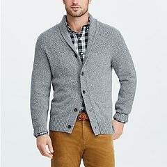 Men s Chaps Classic-Fit Shawl-Collar Cardigan Sweater 6c29bc4e3