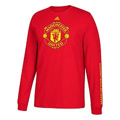 Men's adidas Manchester United Leave a Mark Tee