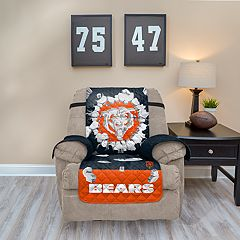 Chicago Bears Breakthrough Recliner Chair Cover
