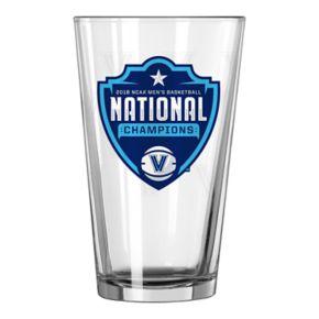 Boelter Villanova Wildcats 2018 National Champions Pint Glass