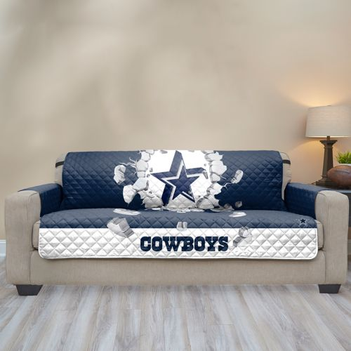 Dallas Cowboys Breakthrough Sofa Cover