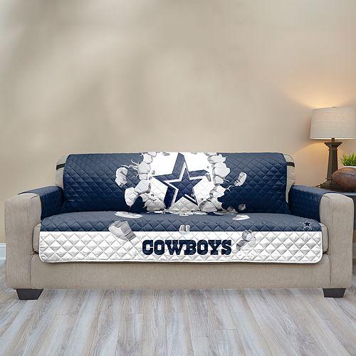 Dallas Cowboys Breakthrough Sofa Cover