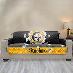 Pittsburgh Steelers Breakthrough Sofa Cover
