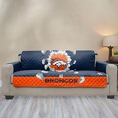 Denver Broncos Breakthrough Sofa Cover