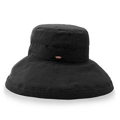 bdf89df87e450 Women s Scala Cotton Big Brim Hat
