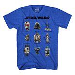 Boys 8-20 Han Solo Droids Tee