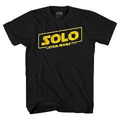Boys 8-20 Han Solo Logo Tee