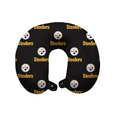 Pittsburgh Steelers Travel Pillow