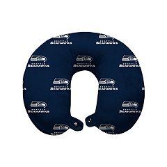 Seattle Seahawks Travel Pillow