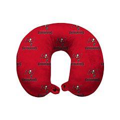 Tampa Bay Buccaneers Travel Pillow