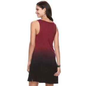 Women's Rock & Republic® Scoopneck Tank Dress