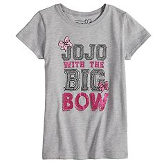 Girls 7-16 JoJo Siwa 'Big Bow' Graphic Tee