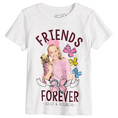 Girls 7-16 JoJo Siwa 'Friends Forever' Graphic Tee