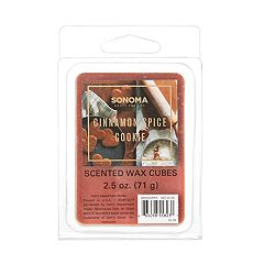 SONOMA Goods for Life™ Cinnamon Spice Cookie Wax Melt 6-piece Set
