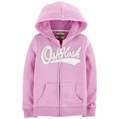 Girls 4-12 OshKosh B'gosh® Embroidered Logo Hoodie