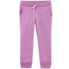 Girls 4-12 OshKosh B'gosh® Solid Sweatpants