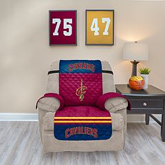 Pegasus Cleveland Cavaliers Recliner Furniture Protectors with Elastic Straps