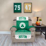 Pegasus Boston Celtics Recliner Furniture Protectors with Elastic Straps