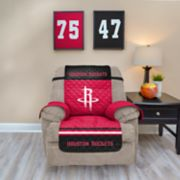 Pegasus Houston Rockets Recliner Furniture Protectors with Elastic Straps