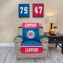 Pegasus Los Angeles Clippers Recliner Furniture Protectors with Elastic Straps