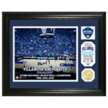 Highland Mint Villanova Wildcats 2018 National Champions Commemorative Coin Framed Photo