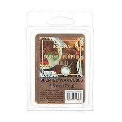 SONOMA Goods for Life™ Bourbon Pumpkin Brulee Wax Melt 6-piece Set