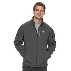 Men's New Balance Sherpa-Lined Softshell Jacket
