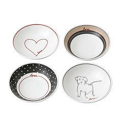 ED Ellen DeGeneres Crafted By Royal Doulton Signature 4-piece Bowl Set