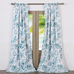 Cruz Window Curtain Set