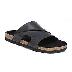 Dr. Scholl's Bazar Men's Slide Sandals