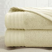 Spring Bloom 2-pack Oversized Quick Dry Bath Sheets