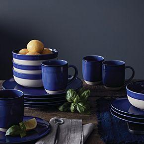 ED Ellen DeGeneres Crafted By Royal Doulton 16-piece Dinnerware Set