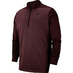 Men's Nike Essential Therma Half-Zip Golf Pullover