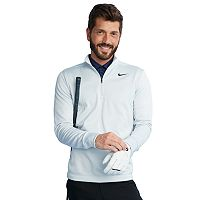 Deals on Nike Mens Essential Therma Half-Zip Golf Pullover