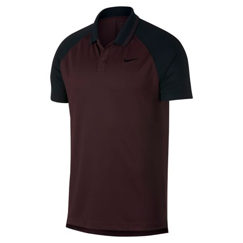 Men's Nike Essential Dri Fit Raglan Golf Polo by Kohl's