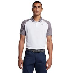 Men's Nike Essential Dri-FIT Raglan Golf Polo