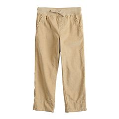 Toddler Boy Jumping Beans® Plaid Cuffed Corduroy Pants