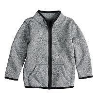Baby Boy Jumping Beans Zip Jacket (12 Months, 18 Months or 24 Months)
