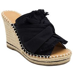 5cd06100eb7c sugar Honora Women s Espadrille Wedge Sandals