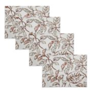Celebrate Fall Together Leaf Placemats 4-pack