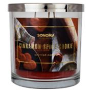 SONOMA Goods for Life? Cinnamon Spice Cookie 14-oz. Candle Jar