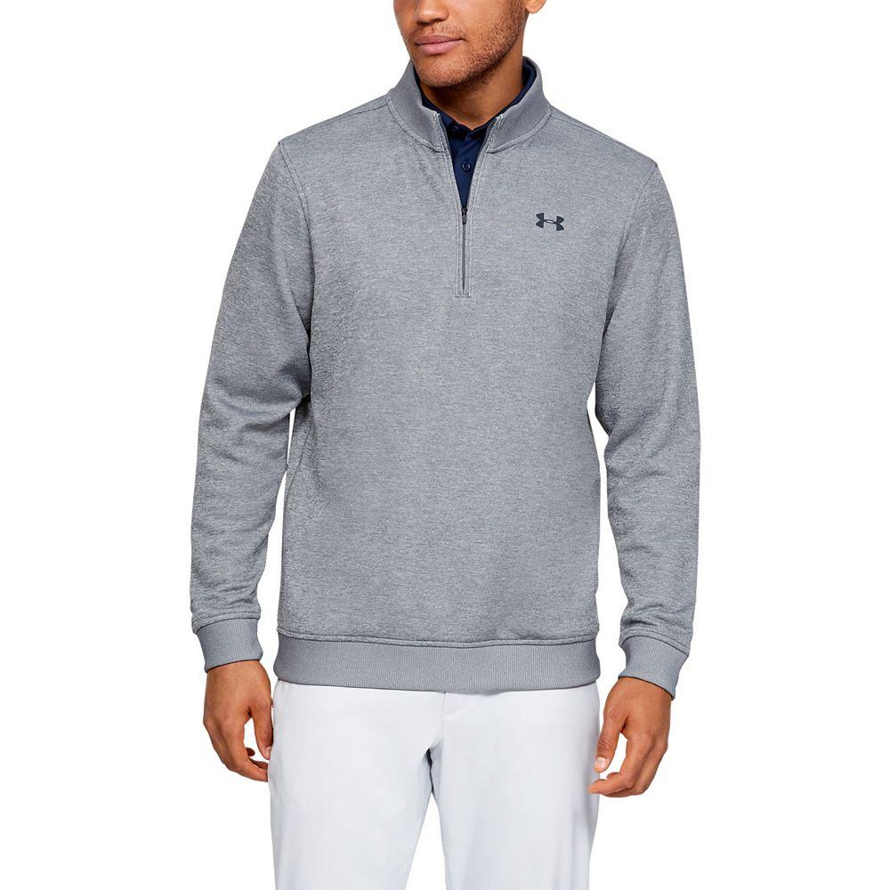 Men's Under Armour Golf Storm Sweater Fleece Quarter-Zip Pullover