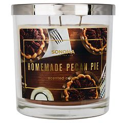 SONOMA Goods for Life™ Homemade Pecan Pie 14-oz. Candle Jar
