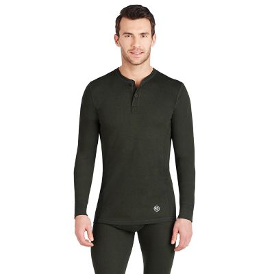Big & Tall Climatesmart by Cuddl Duds® ClimateSmart Pro Extreme Henley