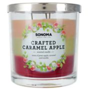 SONOMA Goods for Life? Crafted Caramel Apple 14-oz. Candle Jar